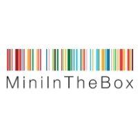 mini in the box alennuskoodi